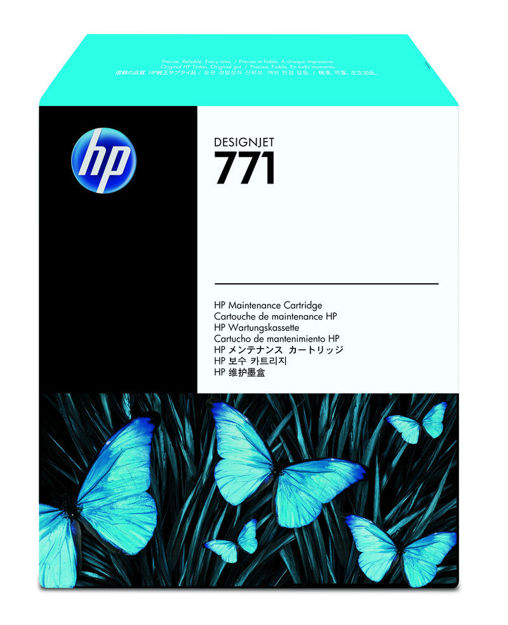 Picture of HP-CH644A Maintenance Cartridge