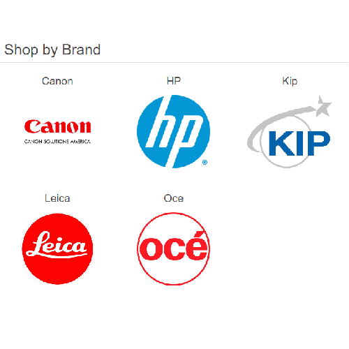 Picture for category Shop Supplies by Brand