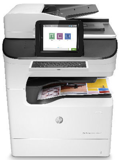 HP Color PageWide Managed MFP E77660zs