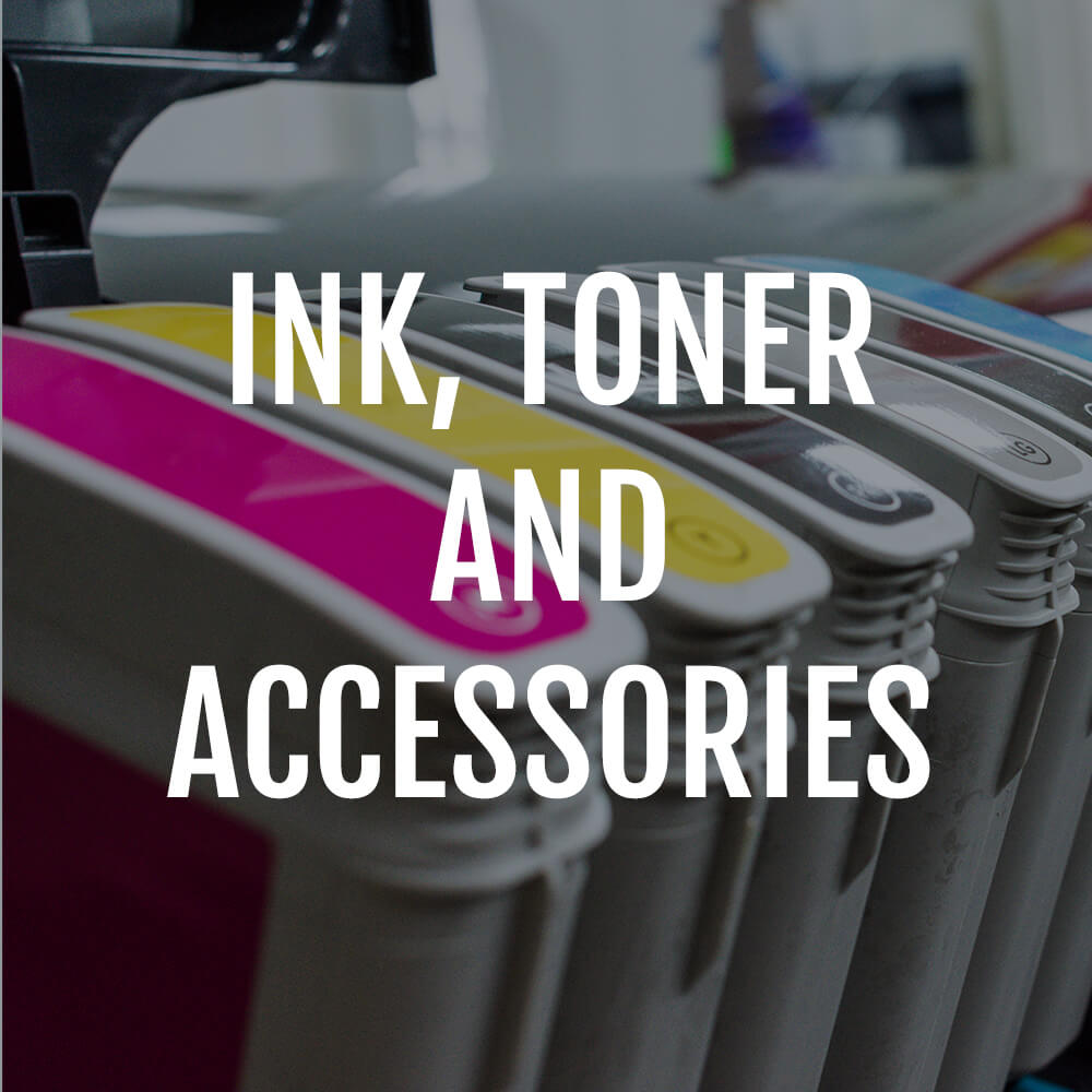 Ink, Toner and Accessories